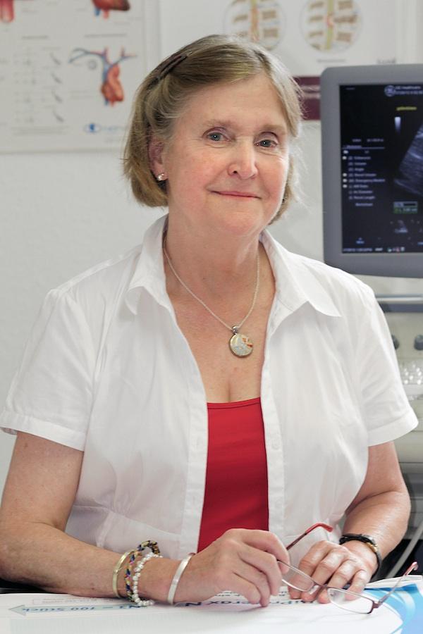 Dr. med Roswitha Steinebrunner